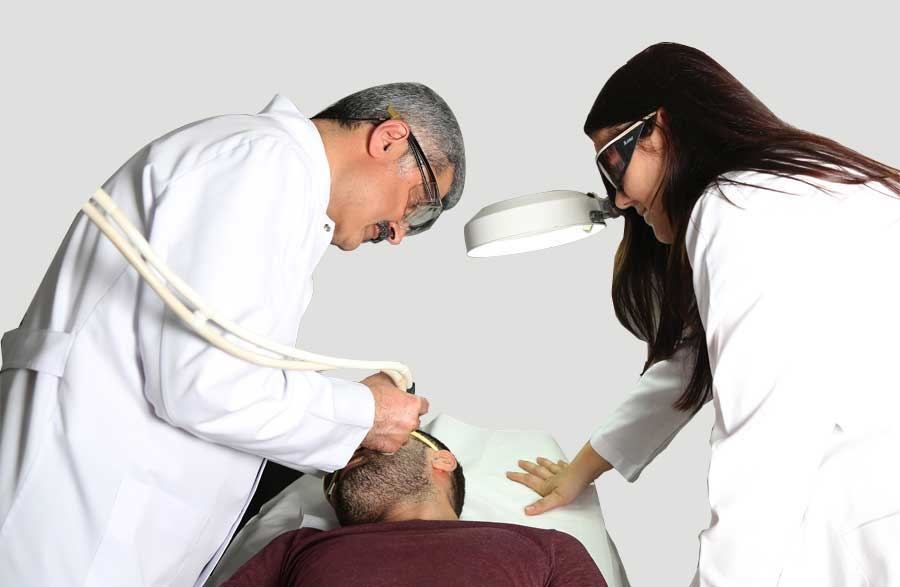 Dr. Ahmet Acar - Diode Lazer ile Epilasyon