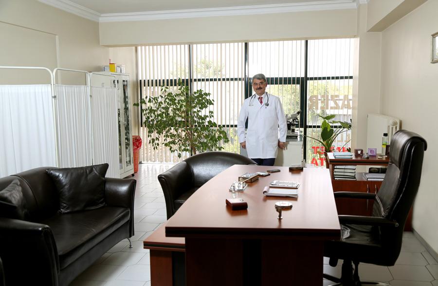 Dr. Ahmet Acar - Muayene Odası