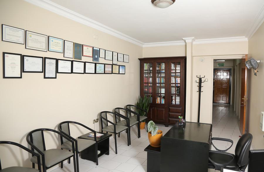 Dr. Ahmet Acar - Bekleme Salonu